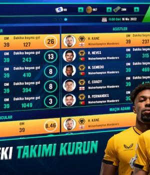Soccer Manager 2022 Ekran Görüntüleri - 3