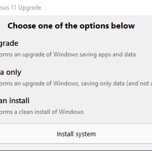 Windows11Upgrade Ekran Görüntüleri - 3