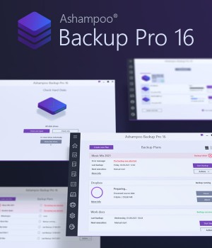 Ashampoo Backup Pro 16 - 1