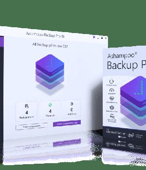 Ashampoo Backup Pro 16 - 4