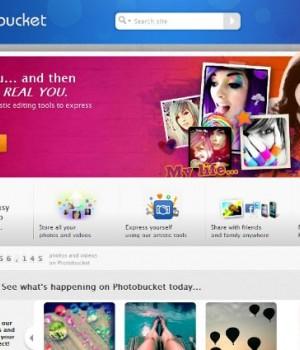 Photobucket Ekran Görüntüleri - 1