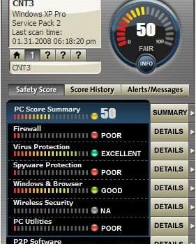 AOL Active Security Monitor Ekran Görüntüleri - 1