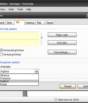 Evernote Ekran Görüntüleri - 2
