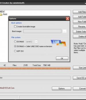 Free ISO Creator Ekran Görüntüleri - 2