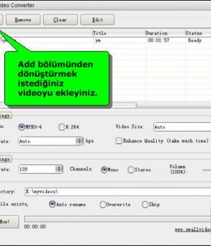 Freez iPod Video Converter Ekran Görüntüleri - 3