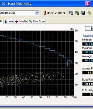 HD Tune Ekran Görüntüleri - 3