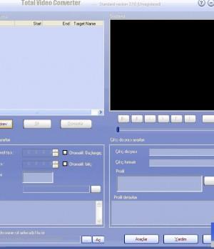 Total Video Converter Türkçe Yama Ekran Görüntüleri - 1