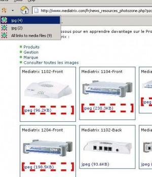 Video DownloadHelper Ekran Görüntüleri - 1