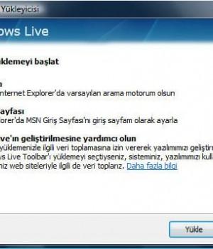 Windows Live Ekran Görüntüleri - 2