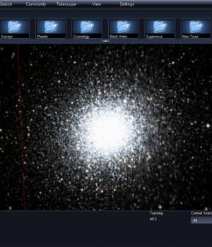 WorldWide Telescope Ekran Görüntüleri - 1