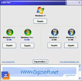OGZSOFT Çoklu MSN Ekran Görüntüleri - 1