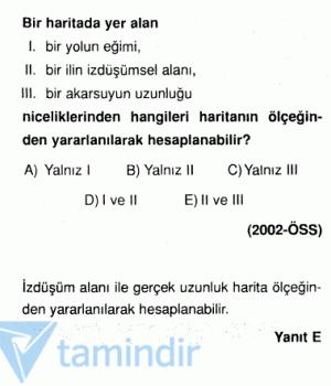 2006 ÖSS Soru ve Cevapları Ekran Görüntüleri - 2
