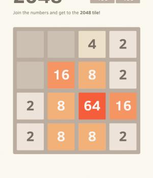 2048 Number Puzzle Game Ekran Görüntüleri - 1