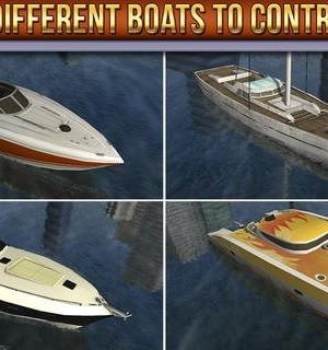 3D Boat Parking Simulator Game Ekran Görüntüleri - 3