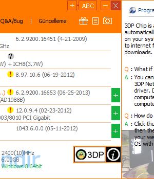 3DP Chip Ekran Görüntüleri - 1