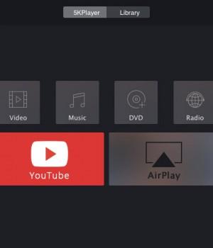 5KPlayer for Mac Ekran Görüntüleri - 1