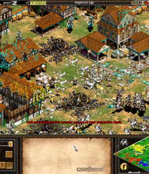Age of Empires II: The Age of Kings Ekran Görüntüleri - 1