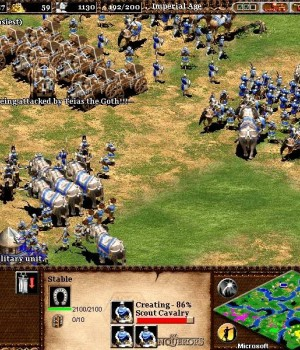 Age of Empires II: The Conquerors Expansion Ekran Görüntüleri - 3