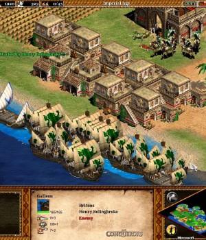 Age of Empires II: The Conquerors Expansion Ekran Görüntüleri - 2