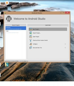 Android Studio Ekran Görüntüleri - 4