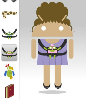 Androidify Ekran Görüntüleri - 2