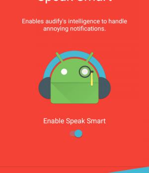 Audify Notification Reader Ekran Görüntüleri - 4