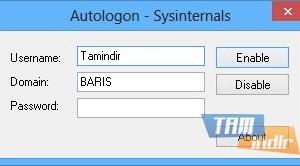 Autologon Ekran Görüntüleri - 1
