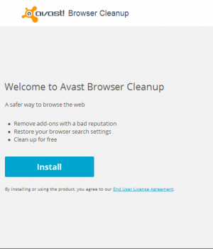 Avast! Browser Cleanup Ekran Görüntüleri - 5