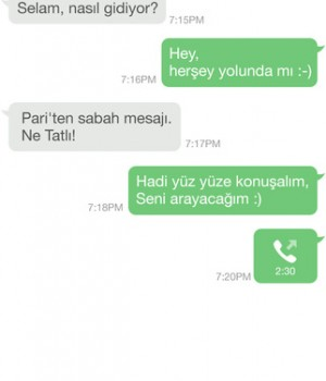Azar Ekran Görüntüleri - 2