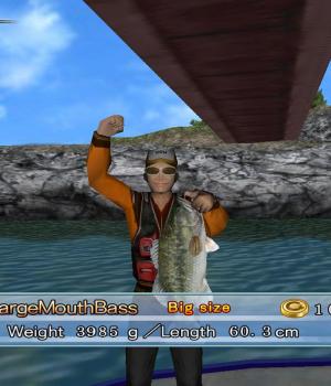 Bass Fishing 3D Free Ekran Görüntüleri - 3