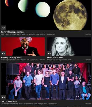 BBC iPlayer Radio Ekran Görüntüleri - 3