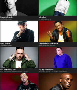 BBC iPlayer Radio Ekran Görüntüleri - 1