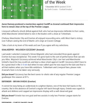 BBC Sport Ekran Görüntüleri - 6