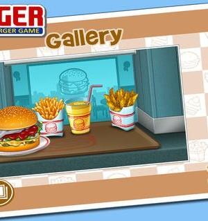Burger Ekran Görüntüleri - 1