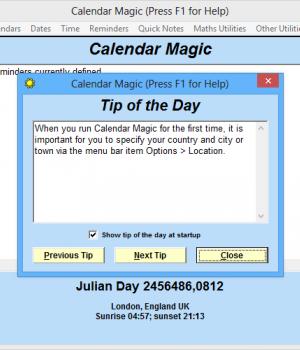 Calendar Magic Ekran Görüntüleri - 4
