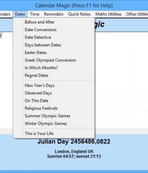 Calendar Magic Ekran Görüntüleri - 2