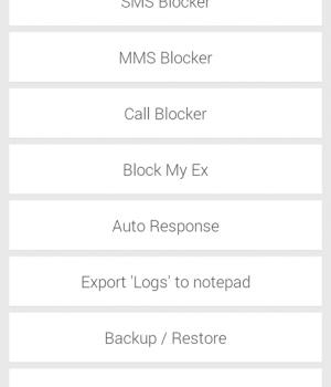 Call SMS Blocker Ekran Görüntüleri - 5