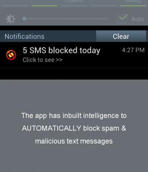 Call SMS Blocker Ekran Görüntüleri - 4