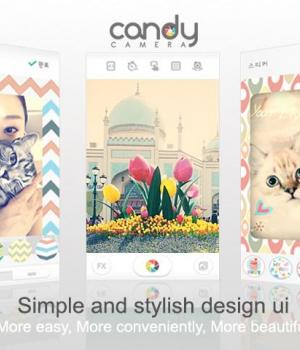 Candy Camera Ekran Görüntüleri - 1