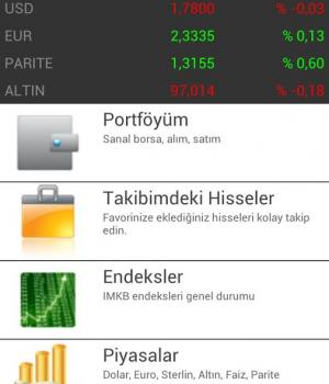 Canlı Sanal Borsa Ekran Görüntüleri - 5