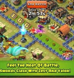 Castle Clash Ekran Görüntüleri - 4