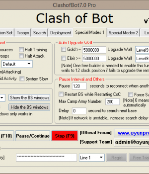 Clash of Bot Ekran Görüntüleri - 4