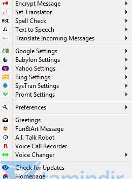 Clownfish for Skype Ekran Görüntüleri - 1