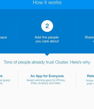 Cluster Ekran Görüntüleri - 1