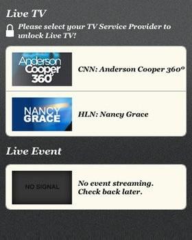 CNN App for iPhone Ekran Görüntüleri - 1