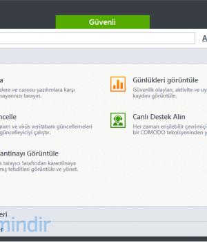 Comodo AntiVirus Ekran Görüntüleri - 4