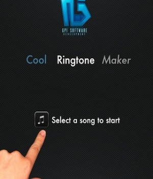 Cool Ringtone Maker Lite Ekran Görüntüleri - 1