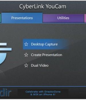 CyberLink YouCam Ekran Görüntüleri - 4