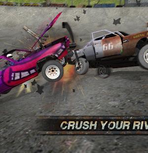 Demolition Derby: Crash Racing Ekran Görüntüleri - 4
