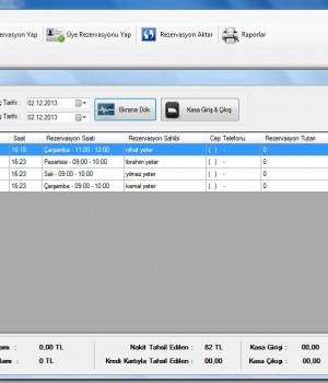 Diclesoft Halı Saha 2014 Ekran Görüntüleri - 2